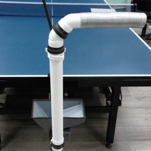 Фора-Подъемник для непрерывного цикла подачи мячей в настольном теннисе